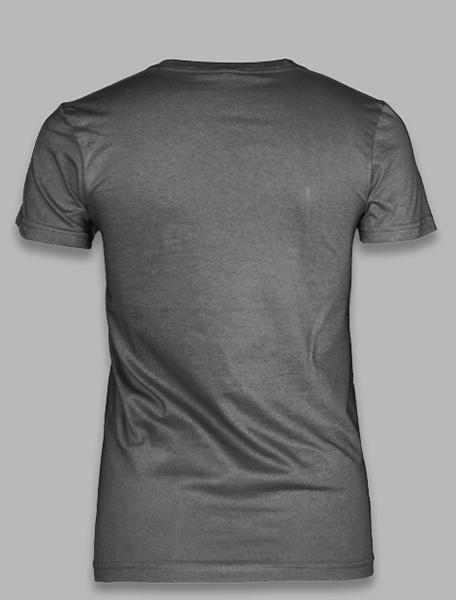 Zadní strana trička Zatoulané štěstí