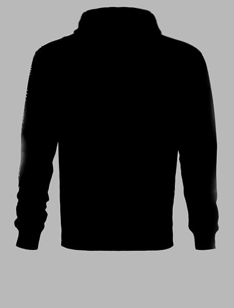 Přední strana trička eXperience mikina