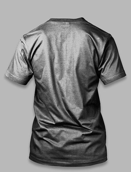Zadní strana trička Ark Ghost T-shirt
