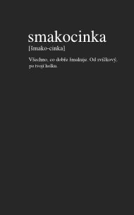 Náhled trička ŠMAKOCINKA