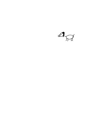 Obrázek trička PES ANSERINUS