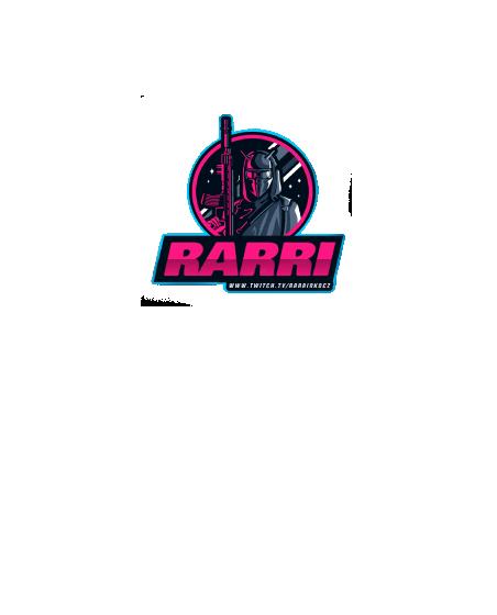 Obrázek trička Rarri Merch