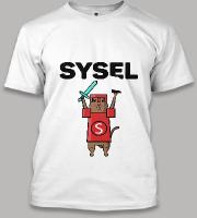 Náhled trička Syslovo tričko