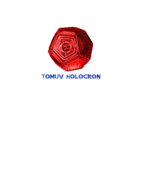 Obrázek trička Holocronovské Tričko
