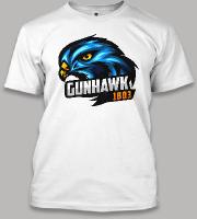 Náhled trička Gunhawk tričko