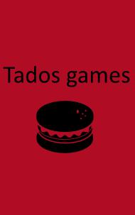 Náhled trička Tados Games