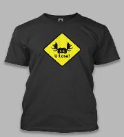 Náhled trička U Losa!