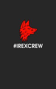Náhled trička IREXCREW tričko černé