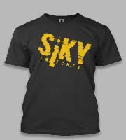 Náhled trička Tričko by Siky